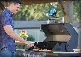 At The Grill